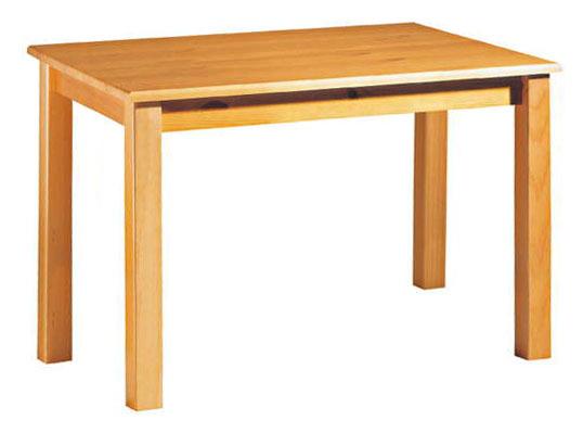 Mesa altea en madera de pino macizo - Mesa madera pino ...
